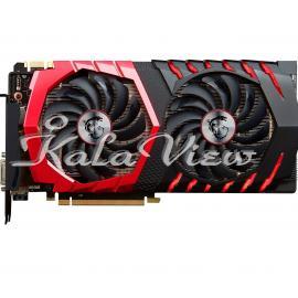 کارت گرافیک کامپیوتر ام اس آی GeForce GTX 1070 GAMING X 8G Graphic Card