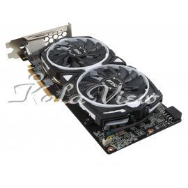 کارت گرافیک کامپیوتر ام اس آی RADEON RX 580 ARMOR 8G