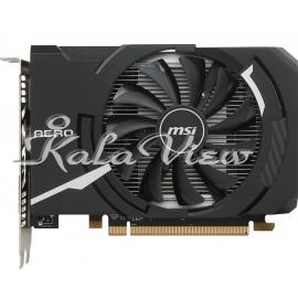کارت گرافیک کامپیوتر ام اس آی Radeon RX 550 AERO ITX 2G OC