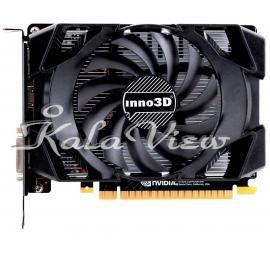 کارت گرافیک کامپیوتر Others Inno3d Geforce Gtx 1050 Ti Compact