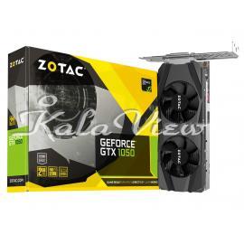 کارت گرافیک کامپیوتر Zotac GTX 1050 2GB Graphics card