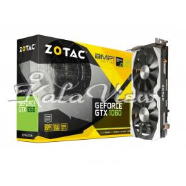 کارت گرافیک کامپیوتر Zotac GTX 1060 AMP EDITION 6GB