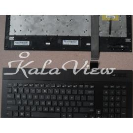 کیبورد لپ تاپ ایسوس G74v1262as1