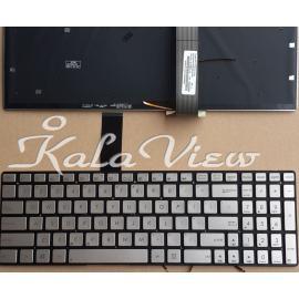 کیبورد لپ تاپ ایسوس Q500a