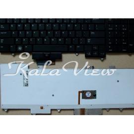 کیبورد لپ تاپ دل Precision m6400