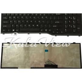کیبورد لپ تاپ فوجیتسو mp 11l63us d85