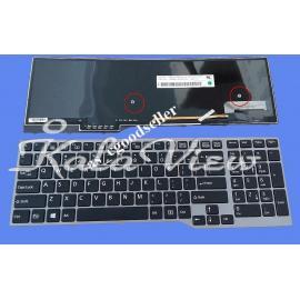 کیبورد لپ تاپ فوجیتسو Lifebook e754