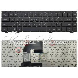 کیبورد لپ تاپ اچ پی Elitebook 8460p