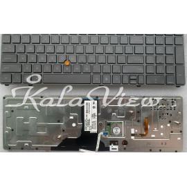 کیبورد لپ تاپ اچ پی Elitebook 8760p