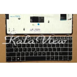 کیبورد لپ تاپ اچ پی Elitebook folio 9470m