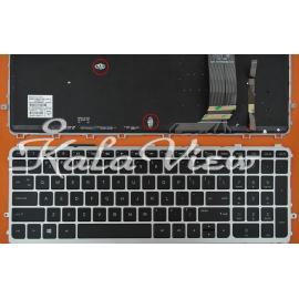 کیبورد لپ تاپ اچ پی Envy 17 j023cl