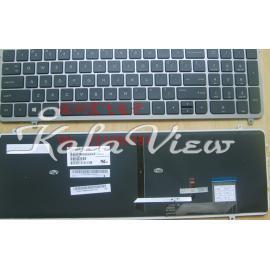 کیبورد لپ تاپ اچ پی Envy touchsmart m6 k015dx
