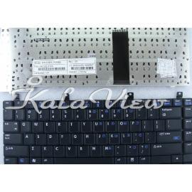 کیبورد لپ تاپ اچ پی Zv6000