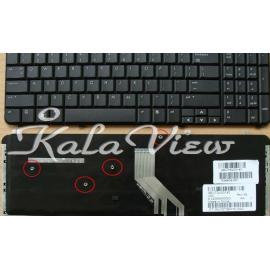 کیبورد لپ تاپ اچ پی Dv6 1259dx