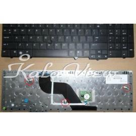 کیبورد لپ تاپ اچ پی Probook 6550b