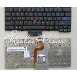 کیبورد لپ تاپ لنوو Lenovo thinkpad x201i