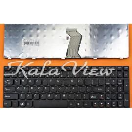 کیبورد لپ تاپ لنوو Ideapad z585a