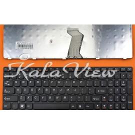 کیبورد لپ تاپ لنوو B570g