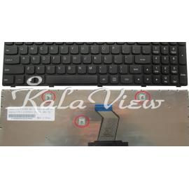 کیبورد لپ تاپ لنوو G710a