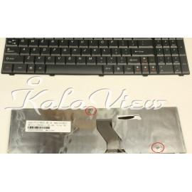 کیبورد لپ تاپ لنوو U550p