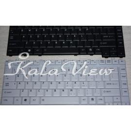 کیبورد لپ تاپ توشیبا Qosmio f40 85d