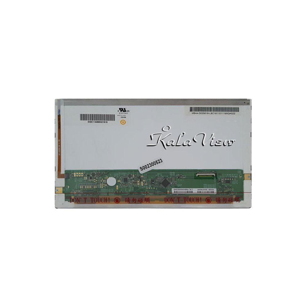 صفحه نمایش لپ تاپ LED 8.9 inch Normal 40 pin (1024 * 600) Matte