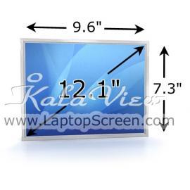 صفحه نمایش لپ تاپ اپل Ibook m6497