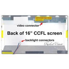 صفحه نمایش لپ تاپ اچ پی کامپک Hdx x16 1007tx