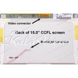 صفحه نمایش لپ تاپ توشیبا Satellite a10 s100