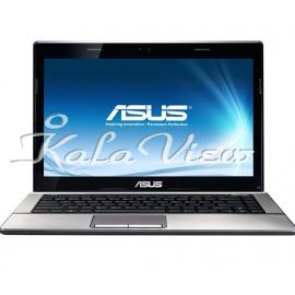 Asus K Series K43TA Quad Core/4GB/750GB/1GB/14 inch