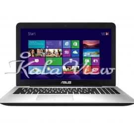 Asus K Series K555LN 15.6 inch(1366x768)/Core i7(5500U-2.4 up 3GHz-GeForceGT840M)/2GB/12GB/2TB
