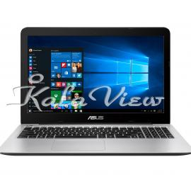 Asus K Series K556UQ 15.6 inch(LED TFT-1920x1080 Full)/Core i5(6200U- 2.3 up 2.8GHz)/2GB/8GB/1TB