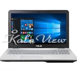 Asus N Series N551JX B With Leap Motion Core i7/8GB/2TB/4GB/15.6 inch