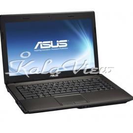 Asus X Series X44HR 14 inch/Dual Core(B960-2.2GHz)/1GB(4096 MB)/4GB/500GB