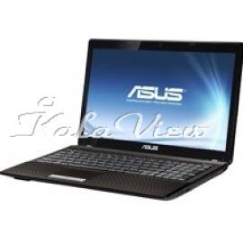 Asus X Series X53Z Quad Core/4GB/500GB/512MB/15.6 inch