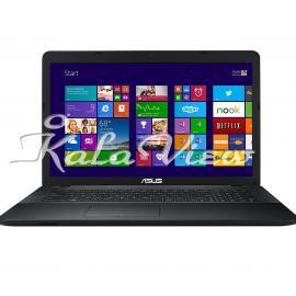 Asus X Series X751LJ 17 inch/Core i7(GeForceGT920M)/2GB/8GB/1TB