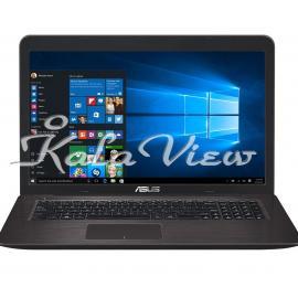 Asus X Series X756UX 17 inch/Core i7/4GB/8GB/2TB(HDD-5400RPM)