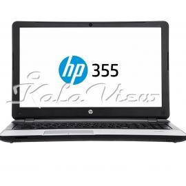 HP G Series 355 G2 15.6 inch/Quad Core(A8-6410-2 up 2.4GHz-RadeonR5 M230)/2GB/8GB/1TB