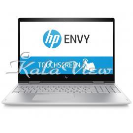 لپ تاپ و الترابوک لپ تاپ اچ پی Envy X360 15T BP100 WP  A  15 inch