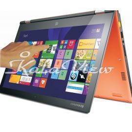Lenovo Yoga 2 Pro 13 inch(LED TFT-3200x1800-QHD 10touch)/Core i7(4500U-1.8 up 3GHz)/VGA onBoard/4GB/128GB