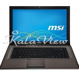 MSI CR 41 Celeron/4GB/500GB/VGA onBoard/14 inch