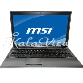 MSI CR 650 15.6 inch/Dual Core(E2-2000-1.75 GHz)/4GB/750GB
