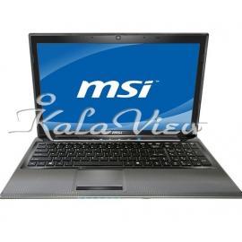 MSI CR 650 15.6 inch/Dual Core(E1-1200-1.4 GHz)/4GB/750GB