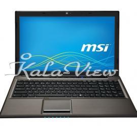 MSI CX 61 Pentium/4GB/500GB/2GB/15.6 inch