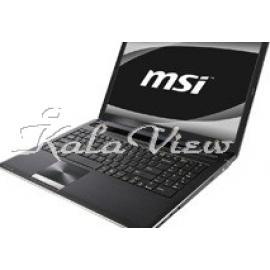 MSI CX 640 15.6 inch/Pentium/1GB/4GB/320GB