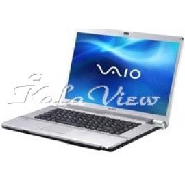 Sony VGN VAIO FW590FVB Core2Duo/4GB/500GB/1GB/16 inch