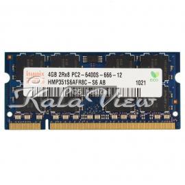 رم 4GB DDR2 800