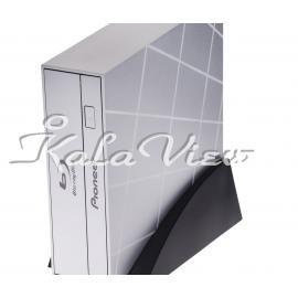 دی وی دی اکسترنال لوازم جانبی پایونیر BDR X09T External