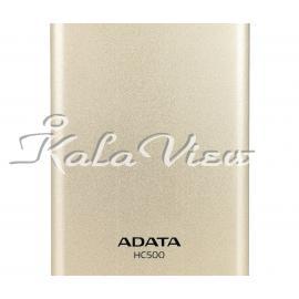 هارد اکسترنال لوازم جانبی Adata Choice HC500 500GB