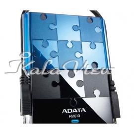 هارد اکسترنال لوازم جانبی Adata Dashdrive HV610 500GB